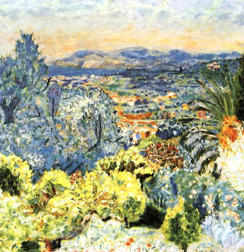 Pierre Bonnard The Cote d'Azur 1923