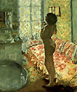 Pierre Bonnard Nude Against Daylight 1908