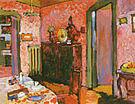 Wassily Kandinsky My Dining Room 1909