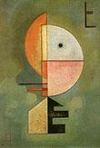 Wassily Kandinsky Upwards 1929