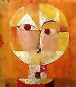 Paul Klee Senecio 1922