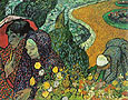 Vincent van Gogh Memory of the Garden at Etten 1888