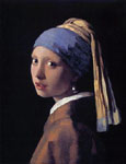 Jan Vermeer Vermeer Girl with Pearl Earring 1655-66