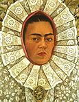 Frida Kahlo Self Portrait 1948