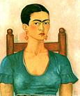 Frida Kahlo Self Portrait 1930