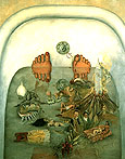 Frida Kahlo What I saw in the Water 1938