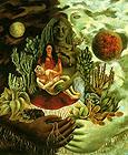 Frida Kahlo Love Embrace of the Universe 1949