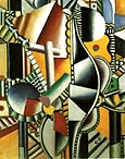 Fernand Leger Propellers 1918