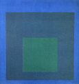 Josef Albers Homage to the Square  Beaming 1963