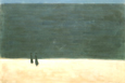 Milton Avery Walkers by the Sea 1972