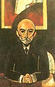 Matisse Portrait of Auguste Pellerini