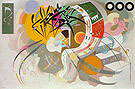 Wassily Kandinsky Dominant Curve