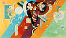 Wassily Kandinsky Composition IX