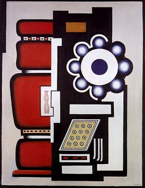 Fernand Leger Ball Bearing