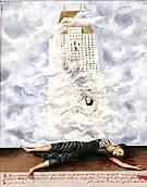 Frida Kahlo The Sucide of Dorothy Hale 1939