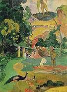 Paul Gauguin Matamoe 1892