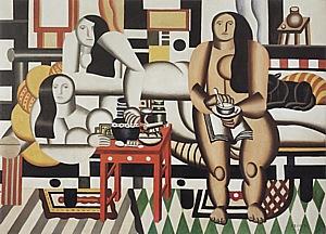 Fernand Leger Three Women 1921