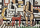 Fernand Leger Three Women 1921