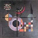 Wassily Kandinsky Counter Gravitation