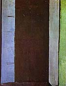 Matisse French Window at Collioure 1914