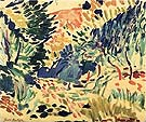 Matisse Landscape at Collioure
