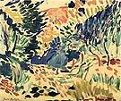 Matisse Landscape at Collioure