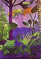 Matisse Moroccan Landscape