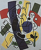 Fernand Leger The Dance 1942