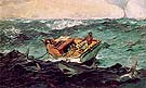 Winslow Homer Gulf Sream 1899