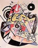 Wassily Kandinsky The White Dot