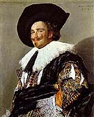 Frans Hals Laughing Cavalier 1624