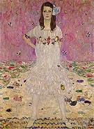 Gustav Klimt Portrait of Mada Primavesi 1912