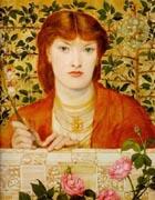 Dante Gabriel Rossetti Regina Cordium 1866