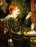 Dante Gabriel Rossetti Veronica Veronese