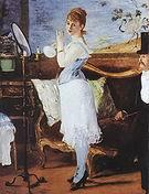 Edouard Manet Nana 1877