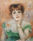 Pierre Auguste Renoir Portrait of Jeanne Samary 1877