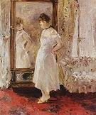 Berthe Morisot The Psyche (The Cheval Glass) 1876