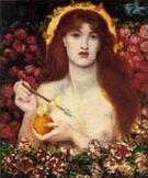Dante Gabriel Rossetti Venus Verticordia c1864