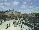 Pierre Auguste Renoir The Pont Neuf 1872