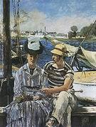 Edouard Manet Argenteuil 1874