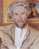 Pierre Auguste Renoir Portrait of Victor Chocquet c1875