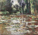 Claude Monet Water Lilies 1905