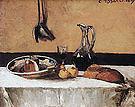 Camille Pissarro Still Life 1867