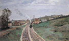 Camille Pissarro Lordship Lane Dulwich 1871