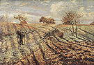 Camille Pissarro The Hoar Frost 1873
