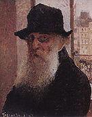 Camille Pissarro Self-Portrait 1903
