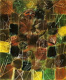 Paul Klee Cosmic Composition 1919