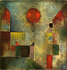 Paul Klee Red Balloon 1922