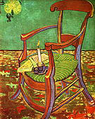 Vincent van Gogh Gauguin's Chair 1888