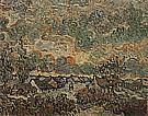 Vincent van Gogh Winter Landscape Memories of the North 1890